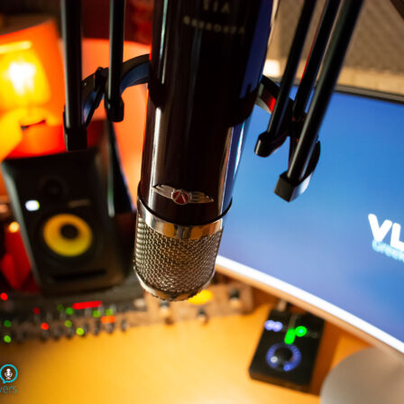 greek voice overs MICS VANGUARD V13